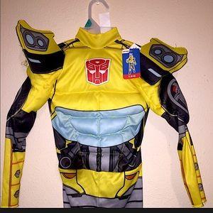 Transformers boy costume